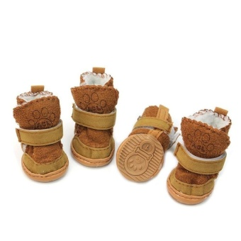 ouhofus Dog Snow Boots Cotton Blend Detachable Closure WarmWalkingShoes Small, 4-Pack - intl - 8605815 , OE680OTAA8K4A6VNAMZ-16638397 , 224_OE680OTAA8K4A6VNAMZ-16638397 , 652680 , ouhofus-Dog-Snow-Boots-Cotton-Blend-Detachable-Closure-WarmWalkingShoes-Small-4-Pack-intl-224_OE680OTAA8K4A6VNAMZ-16638397 , lazada.vn , ouhofus Dog Snow Boots Cotto