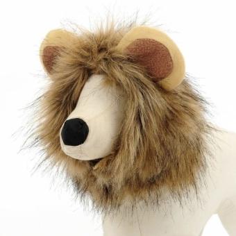 Pet lion ear hat (M) - intl - 8589871 , OE680OTAA70DXAVNAMZ-12864204 , 224_OE680OTAA70DXAVNAMZ-12864204 , 652680 , Pet-lion-ear-hat-M-intl-224_OE680OTAA70DXAVNAMZ-12864204 , lazada.vn , Pet lion ear hat (M) - intl