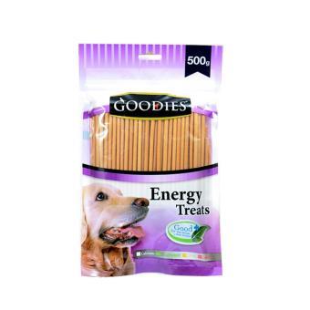 Que thức ăn vặt vị gan size nhỏ cho chó Goodies S liver 500gr