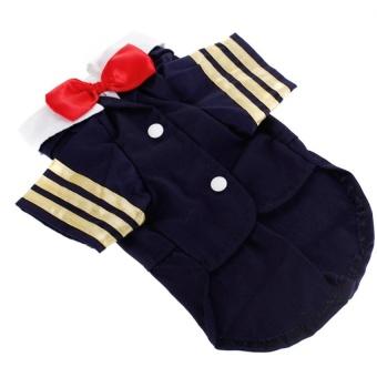 Ris Pet Dog Sailor Costume Navy Suit Uniform Size S - intl - 8597577 , OE680OTAA7VT1BVNAMZ-14969434 , 224_OE680OTAA7VT1BVNAMZ-14969434 , 611000 , Ris-Pet-Dog-Sailor-Costume-Navy-Suit-Uniform-Size-S-intl-224_OE680OTAA7VT1BVNAMZ-14969434 , lazada.vn , Ris Pet Dog Sailor Costume Navy Suit Uniform Size S - intl