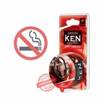 Sáp thơm ô tô khử mùi thuốc lá chuyên dụng – Areon Ken Anti Tobaco