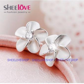 SHEELOVESHOP- Bông tai hoa lá nhỏ xinh mộng mơ thời trang Hàn Quốc (độc quyền)