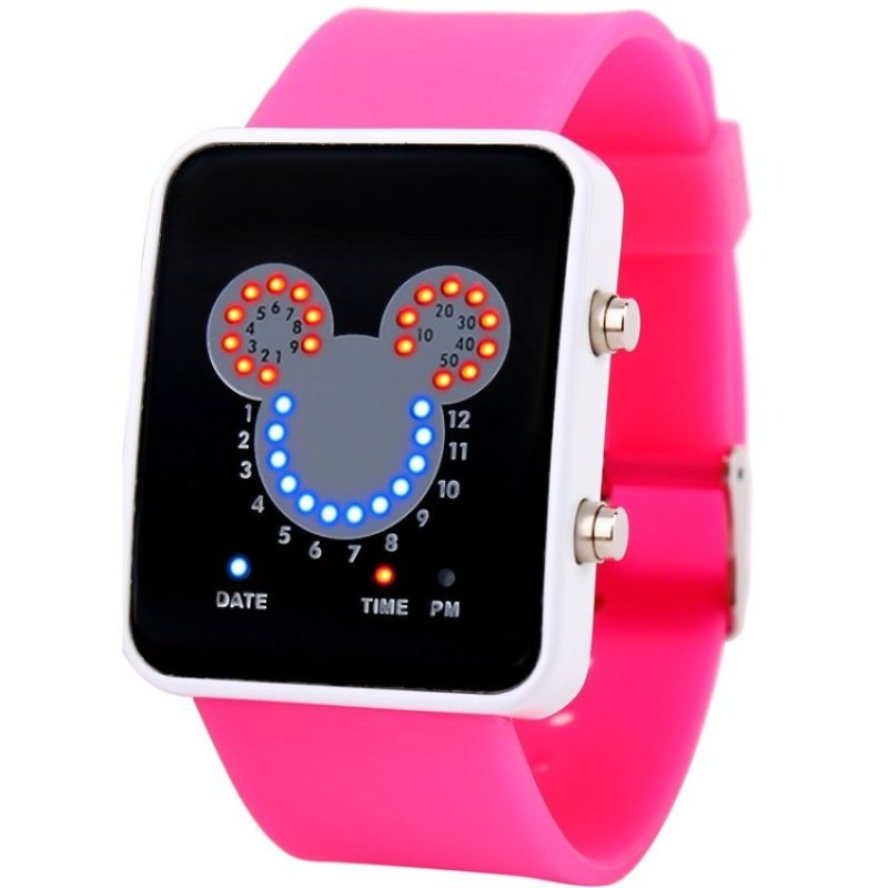 Nơi bán skmei LED Students Electronic Watch(Not Specified)(OVERSEAS) - intl