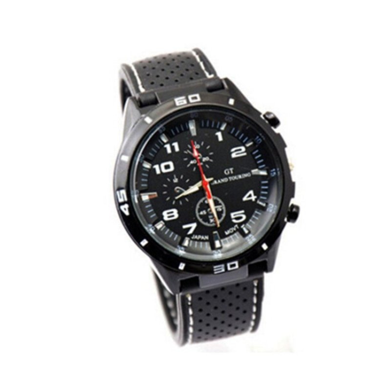 Nơi bán Sport Military Army Cool Wristwatch White(Not Specified)(OVERSEAS) - intl