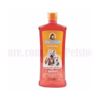Sữa tắm diệt ve rận Bearing cho chó có mùi hôi 300ml