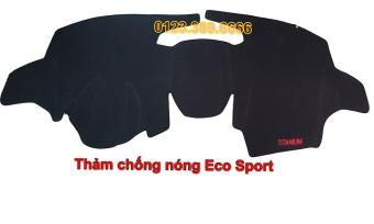Thảm chống nắng Taplo xe hơi Ford Eco Sport
