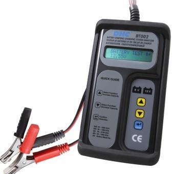 Thiết Bị Kiểm Tra Ắc Quy Ô TÔ và Hệ Thống Điện DHC BT002