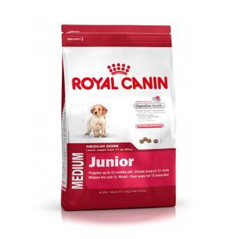 Thức ăn cho chó Royal canin medium junior 4 kg