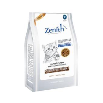 Thức ăn hạt mềm cho mèo Zenith