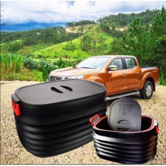 Thùng đựng đồ tiện dụng cho ô tô dung tích 40 Lít