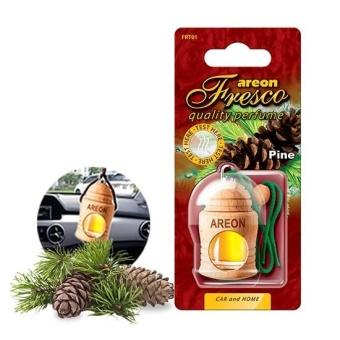 Tinh dầu treo xe ô tô hương gỗ thông – Areon Fresco Pine