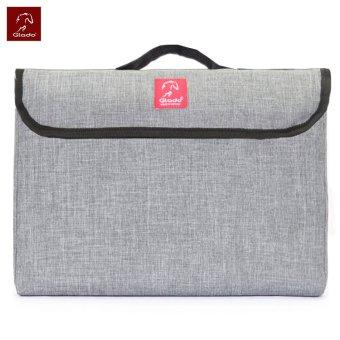 """Túi Chống Sock Laptop 15"""" Thương Hiệu Glado (Xám)"""