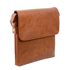 Túi đeo chéo LATA IP00 (Da bò đậm)