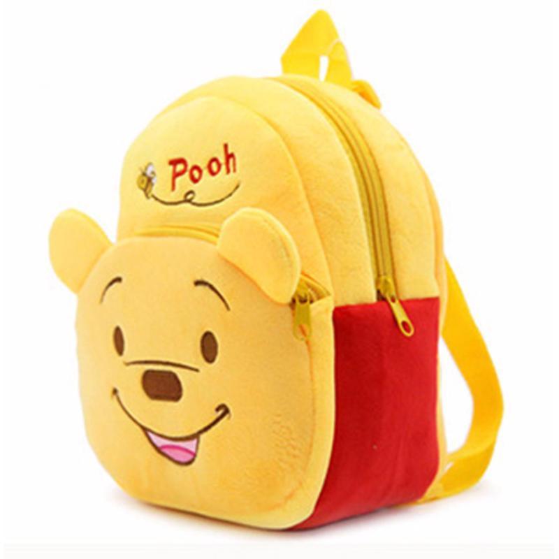 Giá bán Túi mẫu giao cho bé từ 1 đến 4 tuổi - gấu POOR ( Yealow)