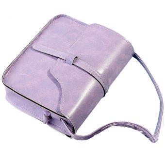 Túi xách đeo chéo nữ (Tím)