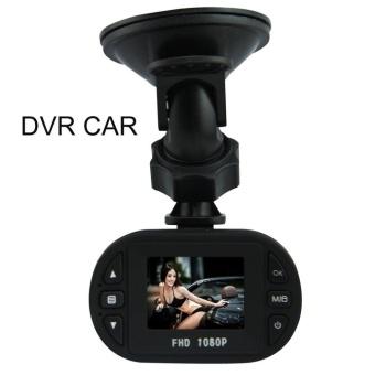 UINN Night Vision Car DVR Camera HD 1080P Vehicle Video Driving Recorder Tachograph black - intl