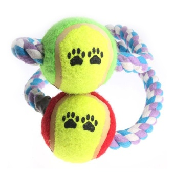 UJS Pet Dog Cat Play Chew Treat Holder Funny Ball ToyCottonBraidedRope - intl - 8603288 , OE680OTAA88W5ZVNAMZ-15861764 , 224_OE680OTAA88W5ZVNAMZ-15861764 , 511560 , UJS-Pet-Dog-Cat-Play-Chew-Treat-Holder-Funny-Ball-ToyCottonBraidedRope-intl-224_OE680OTAA88W5ZVNAMZ-15861764 , lazada.vn , UJS Pet Dog Cat Play Chew Treat Holder Fun