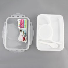 Bảng Báo Giá USTORE Modern Ecofriendly Portable Students Lunch Box Outdoor Picnic Food Container – intl   beau-store512