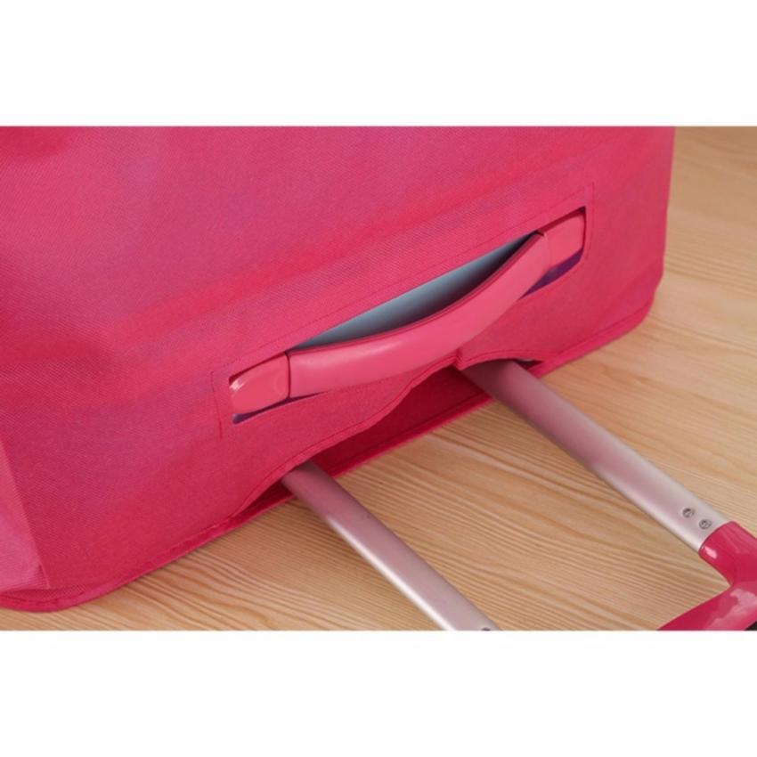Vải Bọc Vali Size 51x27x22cm (hồng 20)
