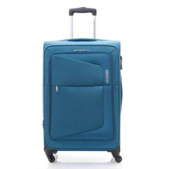 Vali American Tourister Costa - Size trung (Xanh - 24 inch)