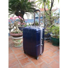 Vali Khung nhôm - Khóa sập - V4 - 150 - S24 - xanh thẫm