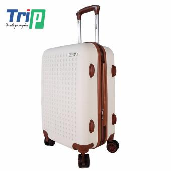 Vali TRIP P803A Size 60cm- 24inch (Trắng)