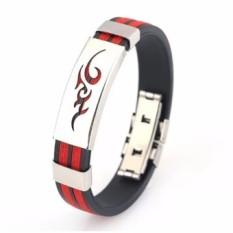 Giá KM Vòng đeo tay Titan hình ngọn lửa (Đỏ)