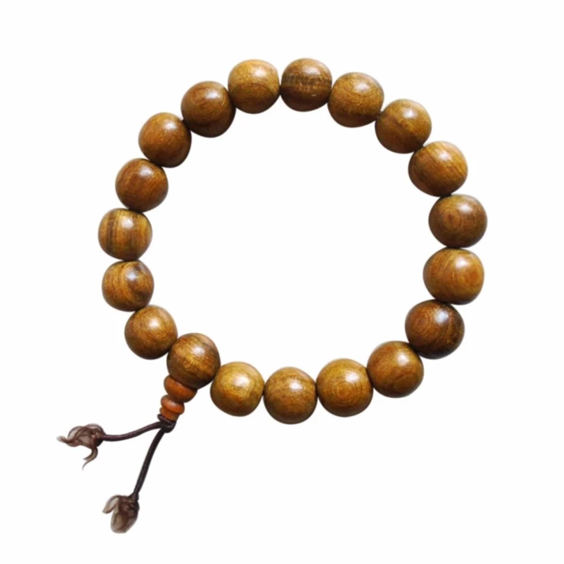 Cách mua Vòng hạt đeo tay gỗ thơm bách xanh 10 li VBX01