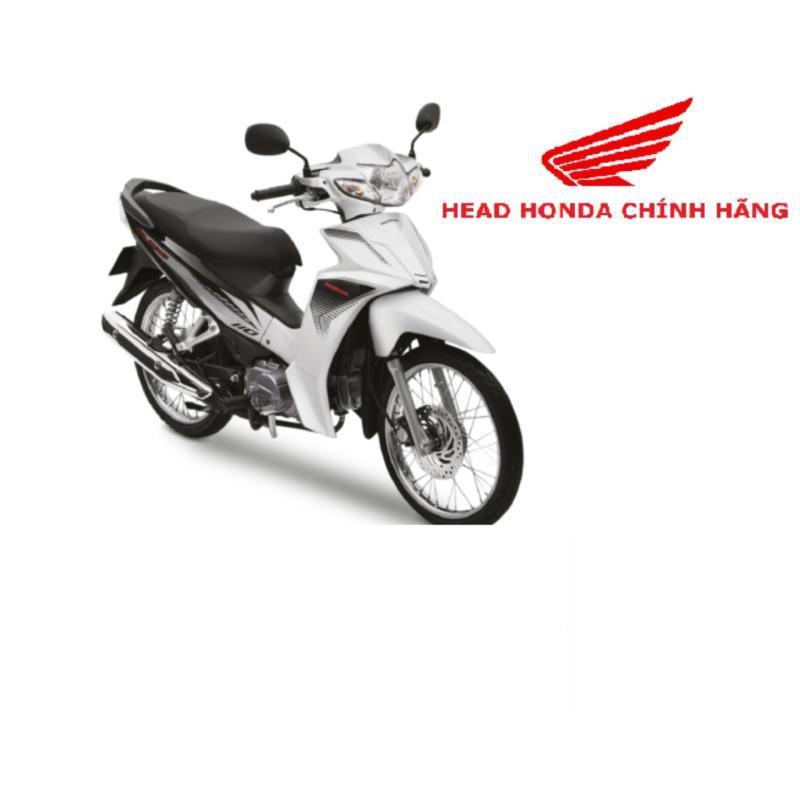 Xe Honda Blade 2017 - Phanh cơ, vành nan hoa - Đỏ, Đen (Tặng Nón bảo hiểm, Bảo hiểm xe máy)