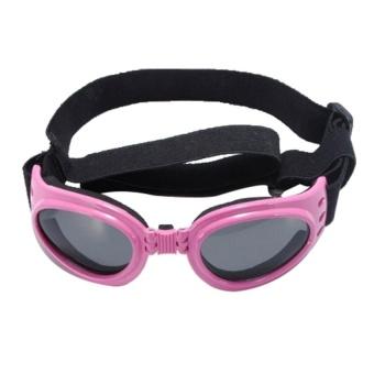 xupei Foldable Pet Dog Goggles UV SunglassesWindproofProtectiveEyewear (Pink) - intl - 8598320 , OE680OTAA7W6EUVNAMZ-14998236 , 224_OE680OTAA7W6EUVNAMZ-14998236 , 652680 , xupei-Foldable-Pet-Dog-Goggles-UV-SunglassesWindproofProtectiveEyewear-Pink-intl-224_OE680OTAA7W6EUVNAMZ-14998236 , lazada.vn , xupei Foldable Pet Dog Goggles UV Sun