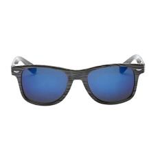 Giá Khuyến Mại Zebra Print Wood Like Classic Sunglasses ( Black Frame Blue Mercury) – intl  crystalawaking