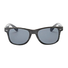 Báo Giá Zebra Print Wood Like Classic Sunglasses(Grey)-one size – intl   UNIQUE AMANDA