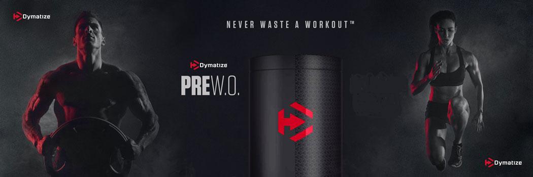 TẶNG ÁO GYM] Pre Workout tăng sức bền sức mạnh PRE WO của DYMATIZE hỗ trợ  tăng sức bền, sức mạnh, đốt mỡ, giảm cân ...