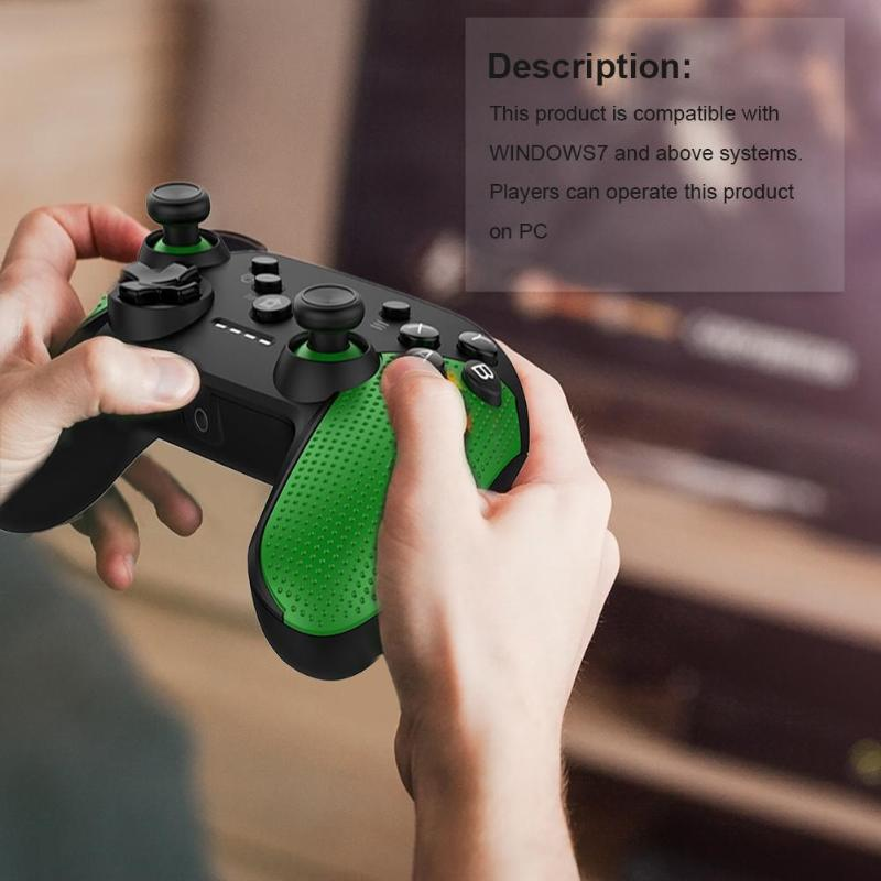 Durable Usb Wired Controller Gamepad Dual Vibration Joystick Game Handle for Xbox One Ones and Pc