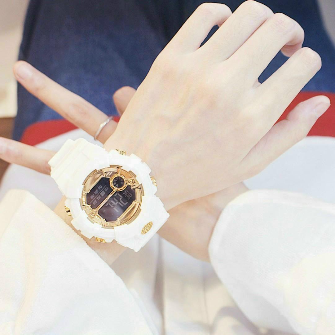 [SIÊU GIẢM GIÁ] Đồng hồ nữ cao cấp thời trang, tặng pin và hộp 3