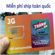 MIỄN PHÍ SHIP Thánh Sim- FREE 4Gb/ngày