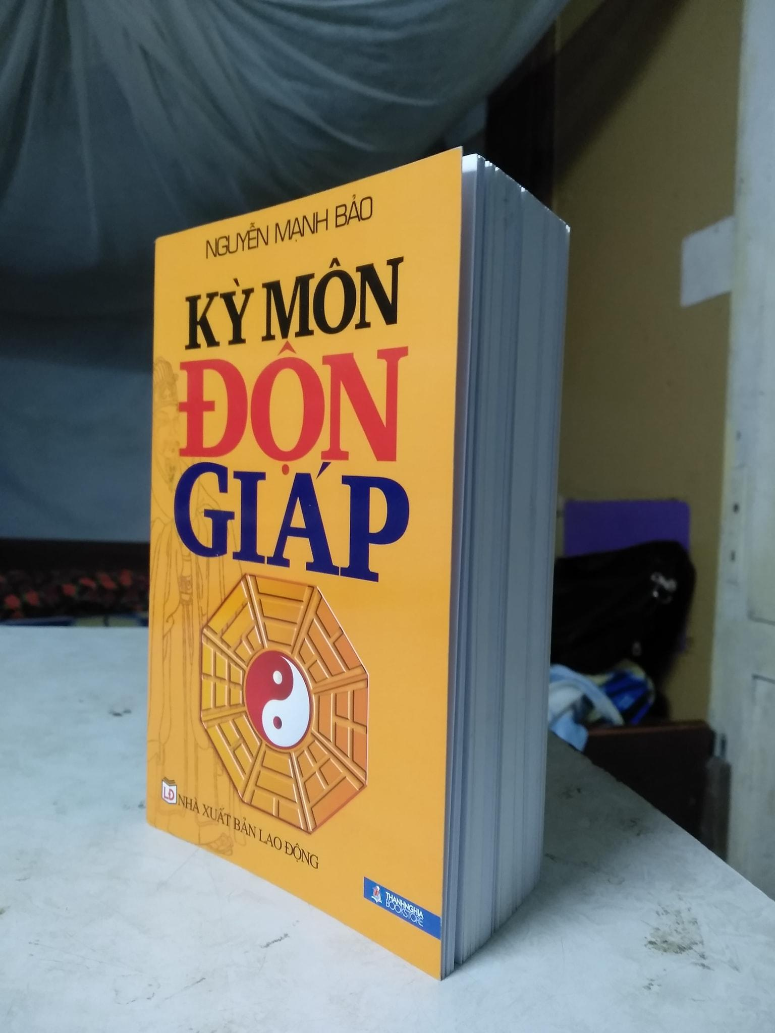 Kỳ Môn Độn Giáp Nguyễn Mạnh Bảo
