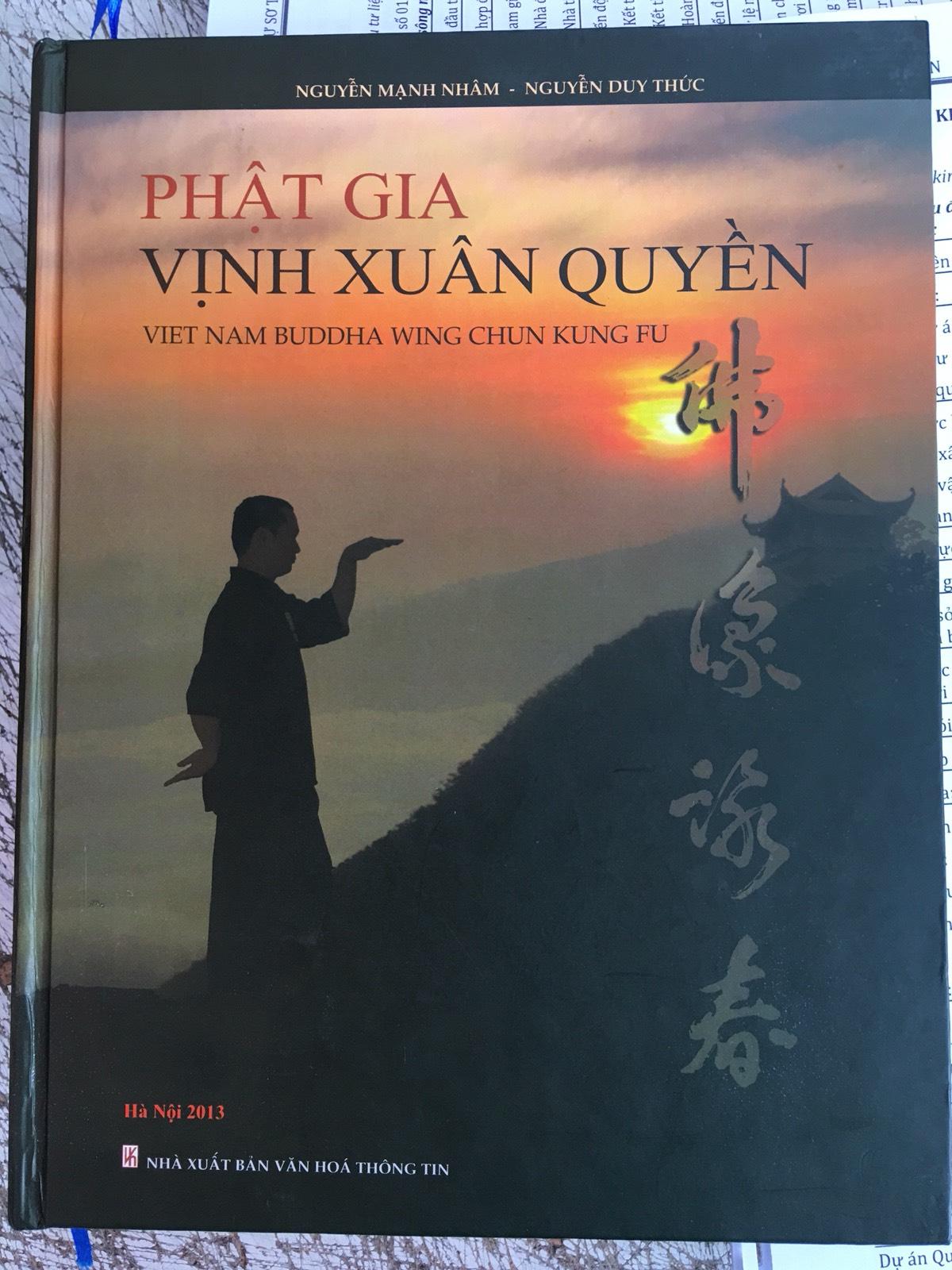 Phật Gia Vịnh Xuân Quyền - Nguyễn Mạnh Nhâm