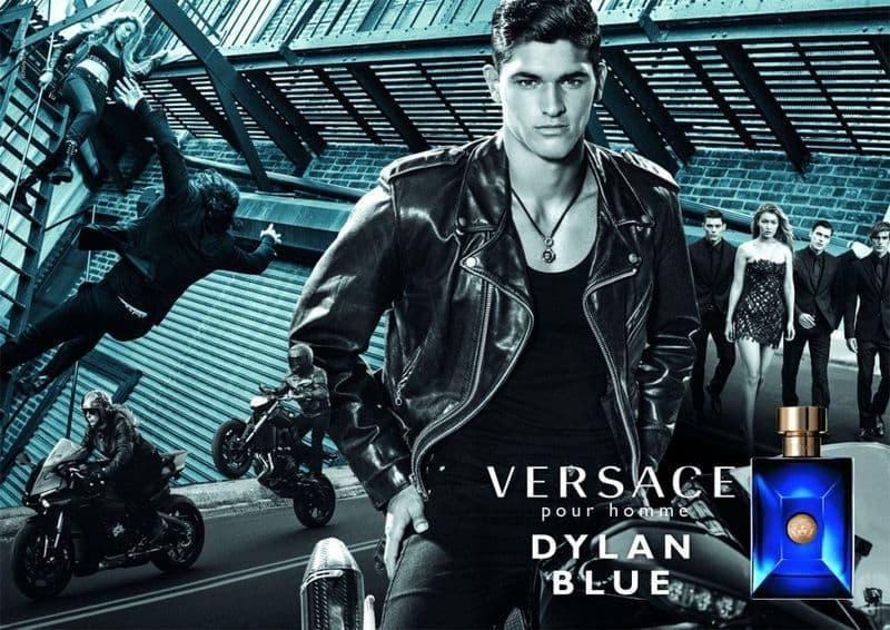 Nước hoa nam Versace Dylan Blue Eau de Toilette 100ml