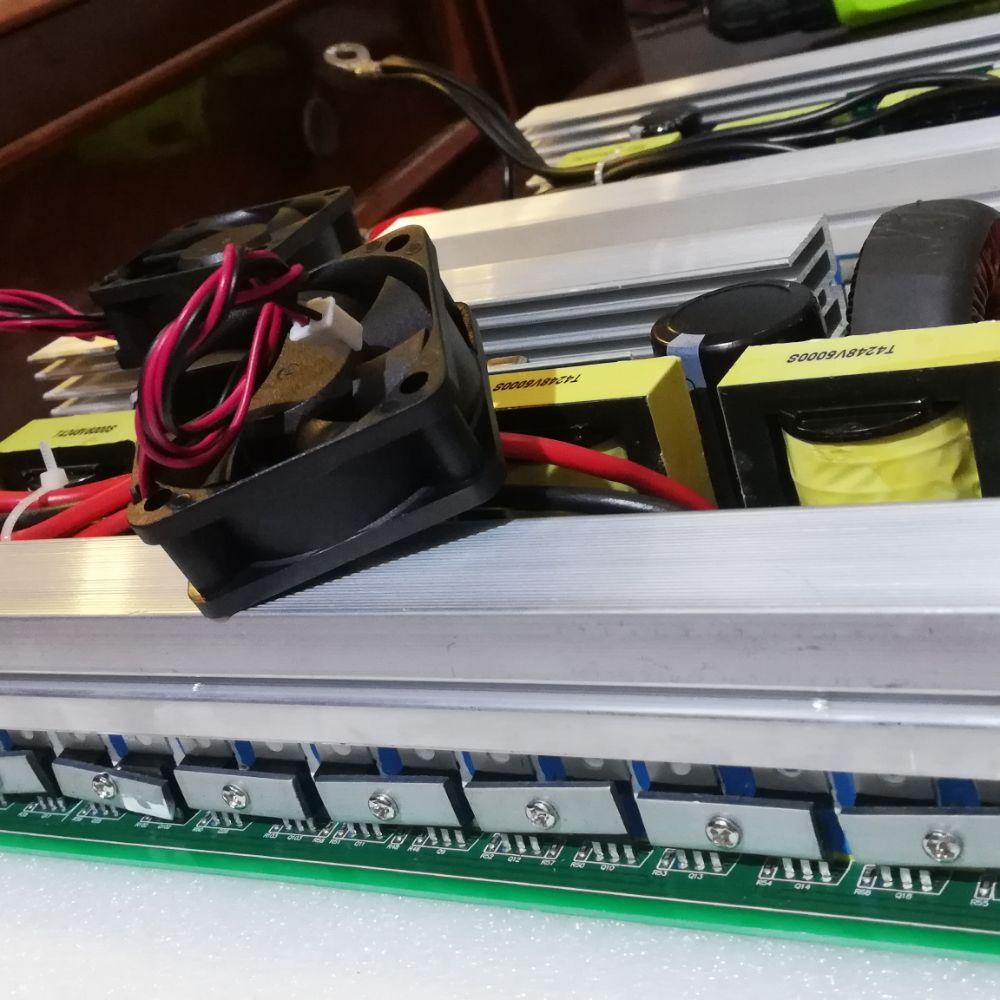 Bộ Inverter 48v 6000w sin chuẩn Kèm võ hộp