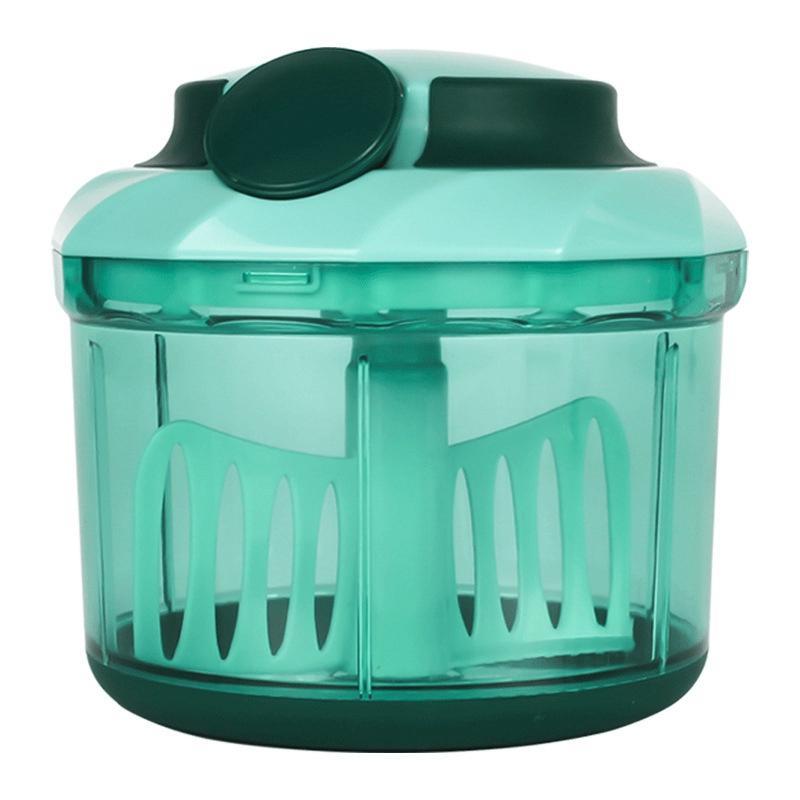 Manual Meat Grinder Hand-Power Food Chopper Mincer Mixer Blender To Chop Meat Fruit Vegetable Nuts Shredders