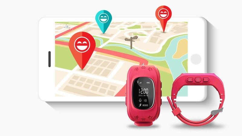 Nơi bán Đồng hồ, Đồng hồ định vị cho trẻ bằng GPS mọi lúc