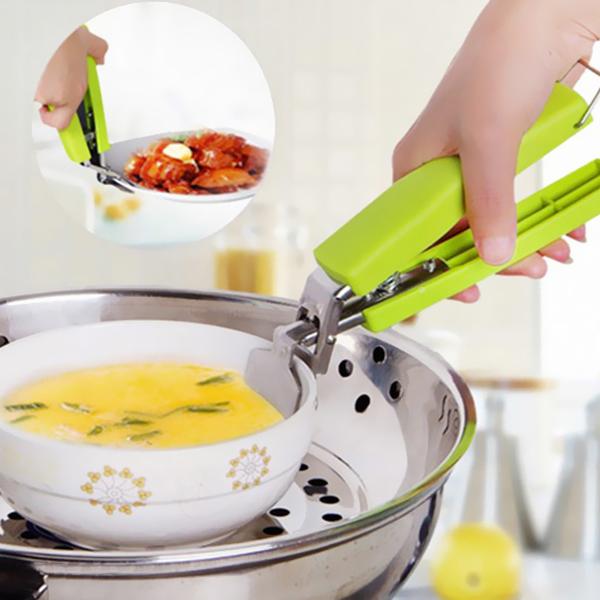 Hình ảnh Dụng cụ gắp nóng tiện dụng cho nhà bếp